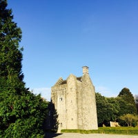 Photo taken at Ashtown Castle by Dave A. on 11/29/2016