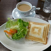 Photo taken at BOOKS & CAFE UCC そごう大宮店 by Schinichi F. on 10/29/2017