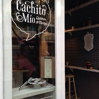 รูปภาพถ่ายที่ Cachito Mío Quiches & Tartas โดย Raoul B. เมื่อ 7/28/2013