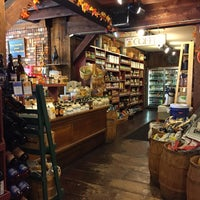Photo taken at The Vermont Country Deli by Feibi M. on 10/21/2017