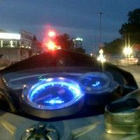 Photo taken at Traffic Light, Bakau Condong by Amir H. on 11/9/2013