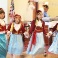Photo taken at Williamsburg Hellenic Center by Cindy S. on 6/9/2013