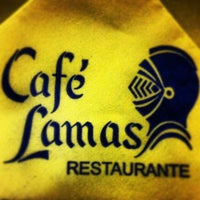 Photo taken at Café Lamas by Diogo L. on 2/24/2013