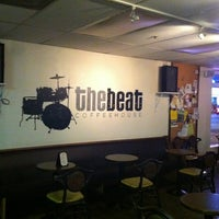 Photo taken at The Beat Coffeehouse by Steven E. on 6/14/2013
