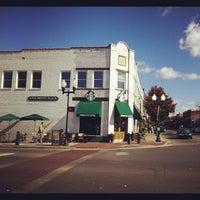 Photo taken at Starbucks by Jess M. on 10/29/2012