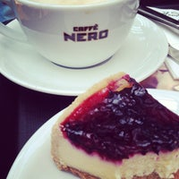 Photo taken at Caffè Nero by Mine A. on 5/9/2013