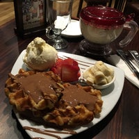 Photo taken at Max Brenner Chocolate Wollongong by Katty P. on 8/19/2016