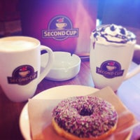 Photo taken at Second Cup by marya a. on 4/26/2013