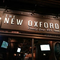 Photo taken at The New Oxford by Kevin V. on 10/5/2012