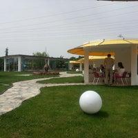 Photo taken at Balaban Dondurma Bahçe by Ali M. on 5/17/2013