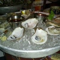 Photo taken at Pappas Seafood House by Tiffany H. on 12/7/2012
