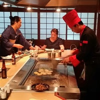 Photo taken at Sato Japanese Restaurant- Bahrain by Ozge C. on 10/20/2014
