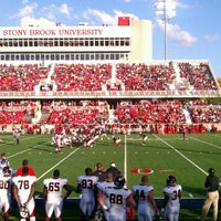 Photo taken at Kenneth P. LaValle Stadium by Art V. on 10/20/2012