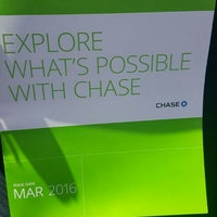 Photo taken at Chase Bank by Charmeon S. on 5/25/2016