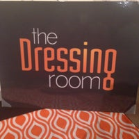 Photo taken at the Dressing Room (next to Monorchid) by Yvette on 3/18/2015