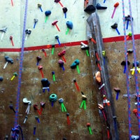 Photo taken at Doylestown Rock Gym & Adventure Center by Doylestown Rock Gym & Adventure Center on 4/15/2014