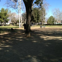 Photo taken at Baldy View Dog Park by Daphne on 2/17/2013