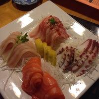 Photo taken at Matsuri Japanese Restaurant by Daphne on 1/17/2015