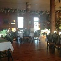 Photo taken at White Oak River Bistro by Adolph M. on 12/21/2013
