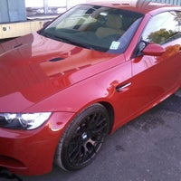 Photo taken at Prestige BMW by Roy H. on 4/24/2013