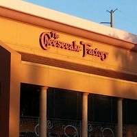 Photo taken at The Cheesecake Factory by Toyota T. on 3/7/2013