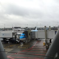 Photo taken at Gate D10 by Thisara D. on 12/17/2014