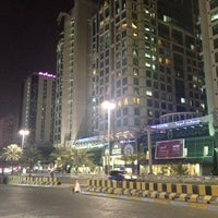 Photo taken at Khalifa street by Thisara D. on 6/23/2014