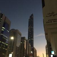 Photo taken at Khalifa street by Thisara D. on 2/8/2015