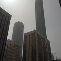 Photo taken at Khalifa street by Thisara D. on 2/21/2015