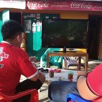 Photo taken at cafe bamboo petrus by Wawan G. on 12/29/2013