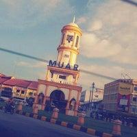 Photo taken at Muar by Izzatul A. on 1/26/2013