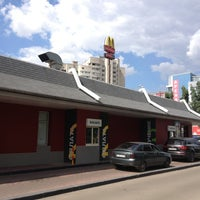 Photo taken at McDonald's by Yuriy P. on 7/20/2013