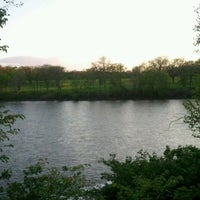 Photo taken at Kankakee River State Park - Davis Creek by Miguel G. on 5/12/2013