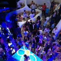 9/2/2013 tarihinde LeOleg_ASWELIKE.RU В.ziyaretçi tarafından Ibiza Beach Club'de çekilen fotoğraf