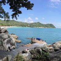 Photo taken at Panviman Resort Koh Phangan by LeOleg_ASWELIKE.RU Р. on 2/5/2017