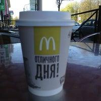 Снимок сделан в McDonald's пользователем Виктор Ч. 5/16/2013