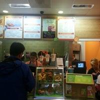 Photo taken at Jamba Juice Fremont by Subhasis P. on 1/18/2013