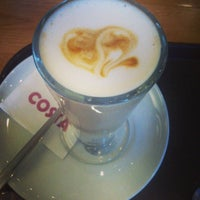 Photo taken at Costa Coffee by Viktoria on 3/10/2014