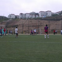 Photo taken at Cancha Fulbito Costa Verde by Jorge B. on 5/26/2013