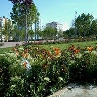 Photo taken at Saray Bosna Parkı by Merve E. on 4/30/2013