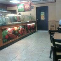 Photo taken at Subway by Osvaldo K. on 6/14/2013