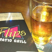 ... Photo Taken At Flips Patio Grill By Richard P. On 9/15/2012 ...