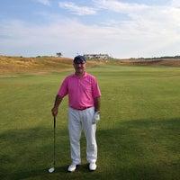 Photo taken at Shinnecock Hills Golf Club by Fabian O. on 7/21/2013
