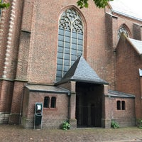 Photo taken at Jacobikerk by Nick V. on 10/21/2016