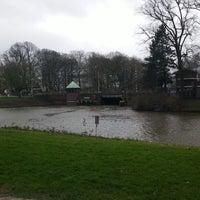 Photo taken at Vrouwenpoortsbrug by Nick V. on 1/10/2015