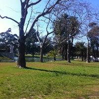 Photo taken at Jardim do Campo Grande by Nokas S. on 3/7/2014