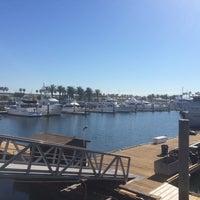 Photo taken at San Pedro Marina by Gamze on 2/14/2015