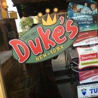 Photo taken at Duke's by AJ I. on 7/5/2013