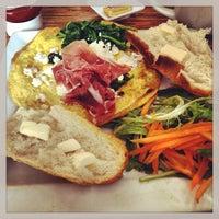 Photo taken at Kreation Kafe by Jennifer P. on 3/6/2013