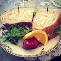 Photo taken at Sweet Lady Jane Bakery by Jennifer P. on 6/1/2013